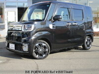 2017 DAIHATSU WAKE G TURBO LEISURE EDITION SA2