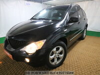 2009 SSANGYONG ACTYON CLUB ORIGINAL KM  GOOD CAR