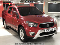 2014 SSANGYONG KORANDO SPORTS // 4WD, FULL OPTION
