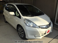 2012 HONDA FIT HYBRID 1.3 10TH ANNIVERSARY