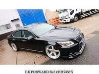 2008 LEXUS LS VERSION U I PACKAGE