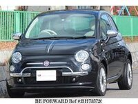 2011 FIAT 500 TWIN AIR LOUNGE