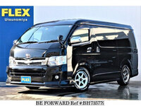 2011 TOYOTA HIACE WAGON 2.7GL LONG