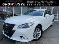2015 TOYOTA CROWN HYBRID ATHLETE HYBRID 2.5 S FOUR 4WD