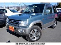 2005 MITSUBISHI PAJERO MINI BLOOM EDITION VR