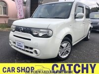 2008 NISSAN CUBE 1.5 15X V SELECTION