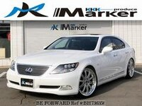 2008 LEXUS LS I PACKAGE
