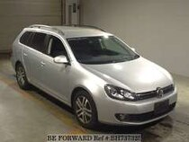 Used 2011 VOLKSWAGEN GOLF VARIANT BH737325 for Sale for Sale
