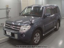 Used 2007 MITSUBISHI PAJERO BH737413 for Sale for Sale