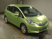 2012 HONDA FIT HYBRID NAVI PREMIUM SELECTION