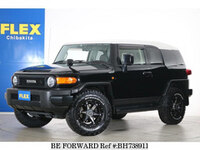 2013 TOYOTA FJ CRUISER 4.0 BLACK COLOR PACKAGE