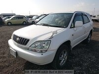 2001 TOYOTA HARRIER FOUR PRIME SELECTION