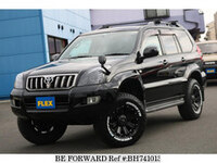 2007 TOYOTA LAND CRUISER PRADO 2.7TX LIMITED