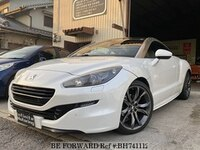 2013 PEUGEOT RCZ INTEGRAL LEATHER PACK