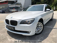 2012 BMW 7 SERIES SUNROOF-NAV-HID-REV-CAM