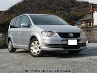 2008 VOLKSWAGEN GOLF TOURAN