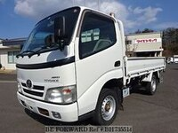 2007 TOYOTA TOYOACE FLAT BODY / REAR SINGLE