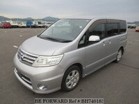 2009 NISSAN SERENA HIGHWAY STAR V SELECTION