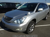 2005 TOYOTA HARRIER 240G PREMIUM L PACKAGE