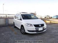 2009 VOLKSWAGEN GOLF TOURAN