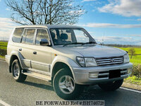 1999 TOYOTA LAND CRUISER AUTOMATIC DIESEL