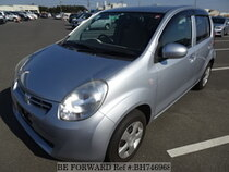 Used 2010 TOYOTA PASSO BH746968 for Sale for Sale