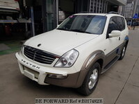2006 SSANGYONG REXTON NEW RX5 *4WD,SUNROOF