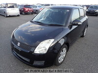 2008 SUZUKI SWIFT XG L PACKAGE