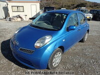 2008 NISSAN MARCH 12S