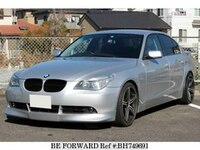 2005 BMW 5 SERIES HIGHLINE PACKAGE