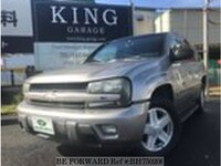2002 CHEVROLET TRAILBLAZER LTZ4WD