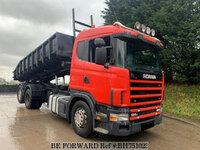 2002 SCANIA 124 MANUAL DIESEL