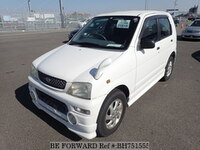 2000 DAIHATSU TERIOS KID CL CUSTOM