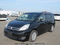 Used 2011 TOYOTA ISIS BH751702 for Sale for Sale