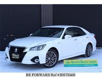 2015 TOYOTA CROWN HYBRID ATHLETE HYBRID 2.5 S FOUR