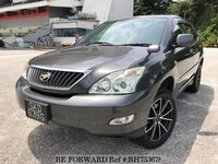 2011 TOYOTA HARRIER REVERSE-CAMERA-DVD