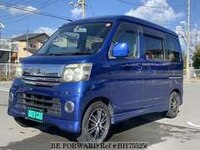 2006 DAIHATSU ATRAI WAGON CUSTOM TURBO R BLACK EDITION