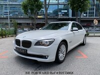2012 BMW 7 SERIES 730LI AT ABS D/AB 2WD 4DR HID