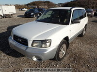 2004 SUBARU FORESTER X20 L.L. BEAN EDITION