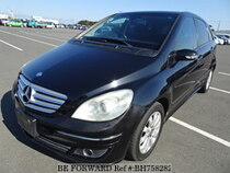 Used 2007 MERCEDES-BENZ B-CLASS BH758282 for Sale for Sale