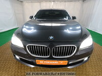 2013 BMW 7 SERIES 740LI FULL OPTION GOOD CAR