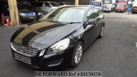 2011 VOLVO V60 T4 1.6 AUTO ABS D/AB 5DR TURBO