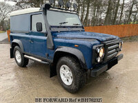 2001 LAND ROVER DEFENDER 90 MANUAL DIESEL