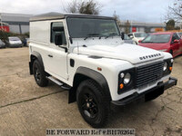 2013 LAND ROVER DEFENDER 90 MANUAL DIESEL