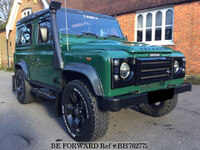 2007 LAND ROVER DEFENDER 90 MANUAL DIESEL