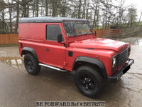 2008 LAND ROVER DEFENDER 90 MANUAL DIESEL