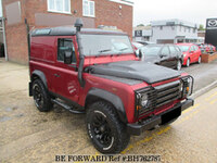 2009 LAND ROVER DEFENDER 90 MANUAL DIESEL