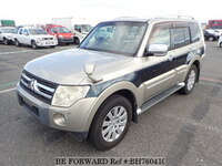 2006 MITSUBISHI PAJERO LONG SUPER EXCEED