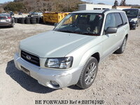 2004 SUBARU FORESTER L.L. BEAN EDITION