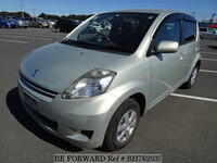 2007 TOYOTA PASSO X ADVANCED EDITION